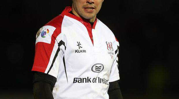 Paddy Wallace is back in action for Ulster nine months after tearing knee ligaments