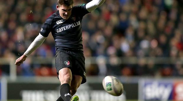 Toby Flood will leave Leicester at the end of the season, Tigers director of rugby Richard Cockerill announced on Saturday