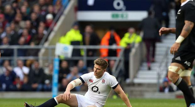 Owen Farrell's injury took the shine off a big win for Saracens.