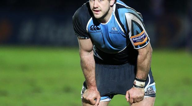 Alex Dunbar has signed a new three-year deal with Glasgow Warriors