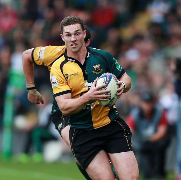 Jim Mallinder hailed George North's display in Northampton's win over Bath.