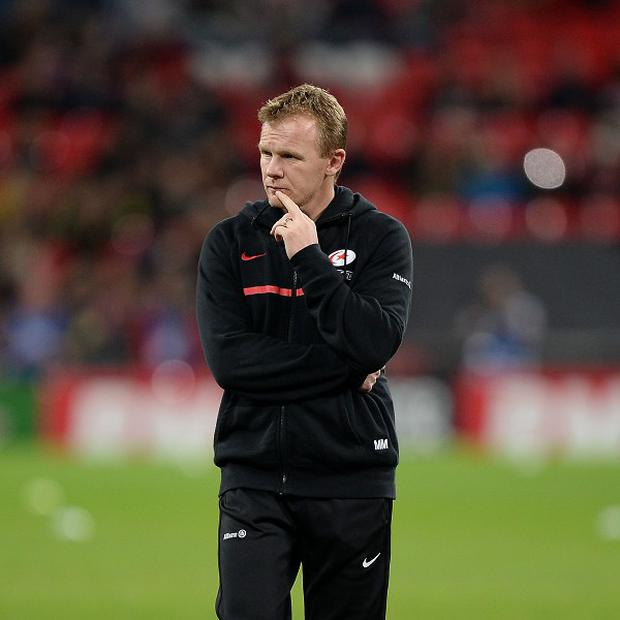 Saracens director of rugby Mark McCall was impressed with his side's resilience against Worcester.