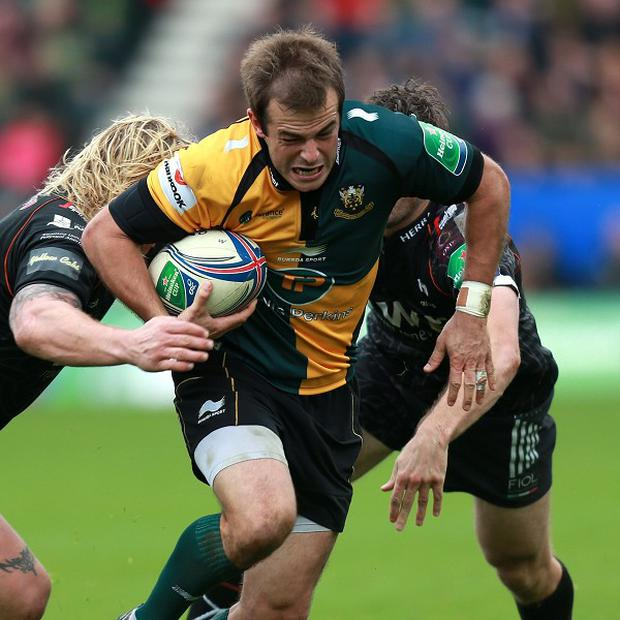 Stephen Myler should be part of England head coach Stuart Lancaster's plans, according to Northampton coach Alex King.