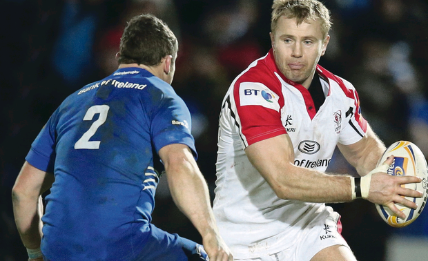 Roger Wilson goes on the attack for Ulster