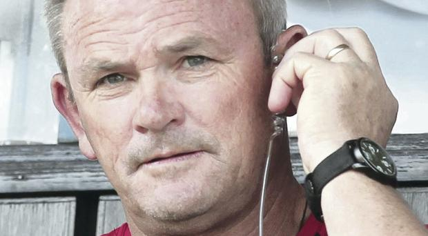Mark Anscombe is focused on upcoming challenges