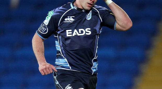Andries Pretorius is leaving Cardiff Blues for Worcester.