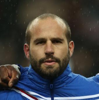 Frederic Michalak has been omitted from France's squad for the 2014 RBS 6 Nations.