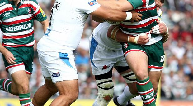 Hoani Tui, left, is set to join Lyon