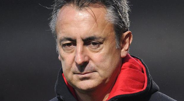 Gloucester boss Nigel Davies must steer the Cherry and Whites towards the higher reaches of the Aviva Premiership after a tough first half of the season.