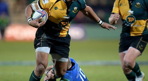 Northampton centre Luther Burrell can forge a formidable partnership with Billy Twelvetrees for England, according to head coach Stuart Lancaster.