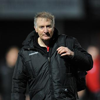 Edinburgh Rugby head coach Alan Solomons admits Saturday's Heineken Cup clash with Perpignan is a must-win encounter.