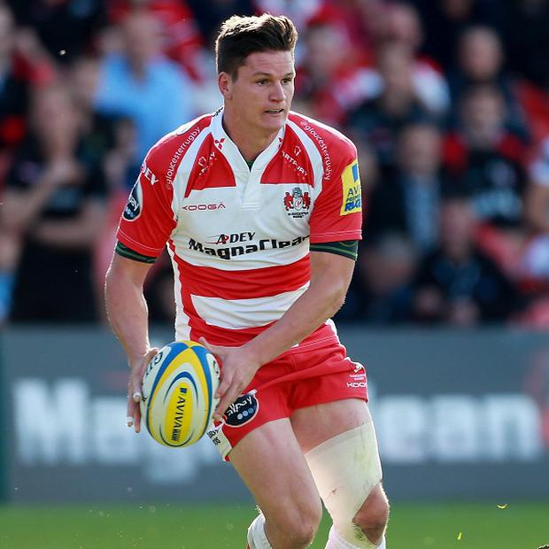 Freddie Burns will leave Gloucester at the end of the season.