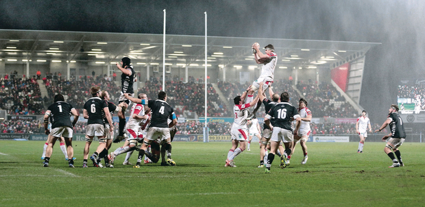 Big stars and thousands of fans are flocking to Ravenhill