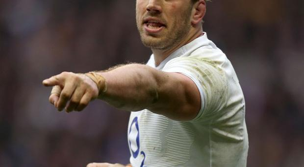Chris Robshaw is relishing the chance to once again lead England in the RBS 6 Nations.