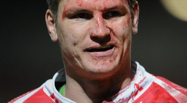 Gloucester fly-half Freddie Burns admits he regrets the way his summer departure from Kingsholm leaked out.