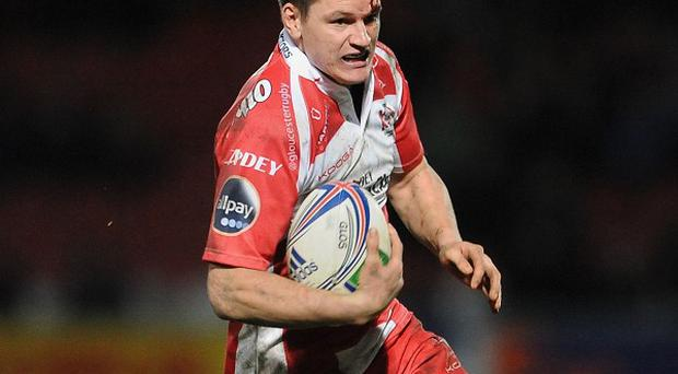 Gloucester and England fly-half Freddie Burns admitted he spent almost two months agonising over his decision to leave Kingsholm at the end of the season.