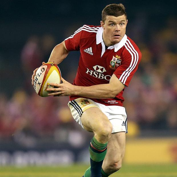 Warren Gatland overlooked Brian O'Driscoll, pictured, for the final British and Irish Lions Test last summer