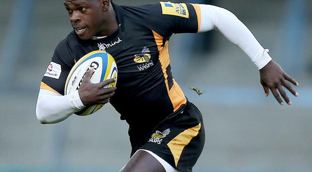 England wing Christian Wade has extended his contract with Wasps, that already had 18 months left to run.