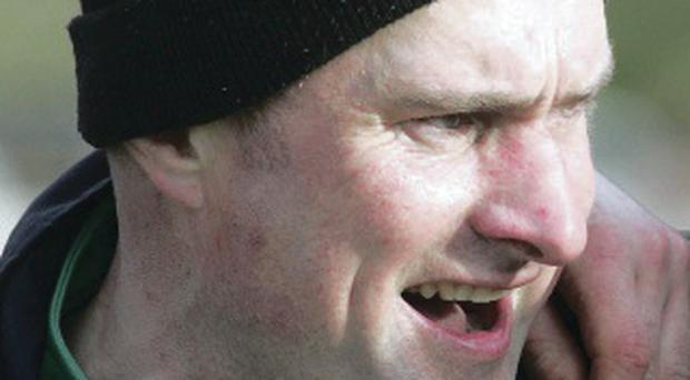 Ritchie Haire fancies Clogher's chances in cup tie