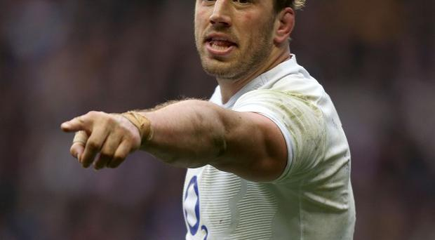 England captain Chris Robshaw, pictured, does not want to have a limited gameplan