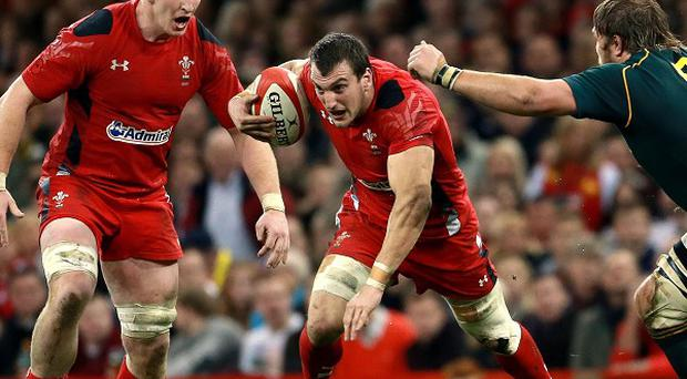 Captain Sam Warburton will aim to drive Wales towards a record-breaking third consecutive RBS 6 Nations title.