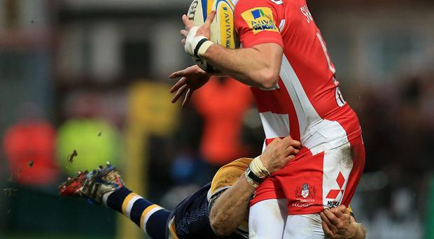 Gloucester wing Charlie Sharples hopes he can force his way back into England reckoning with a strong performance for the Saxons against Ireland Wolfhounds.