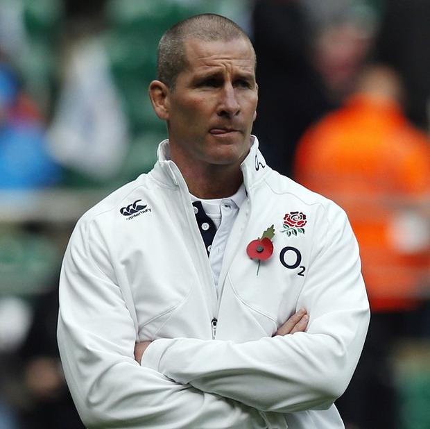 Stuart Lancaster, pictured, has been hailed as a visionary as Matt Parker