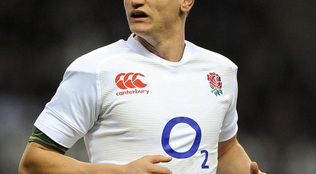 Freddie Burns was in indifferent form for England Saxons against Ireland Wolfhounds