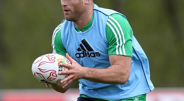 Jamie Roberts has his eyes set on another Six Nations title