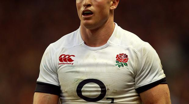 Chris Ashton has been dropped from the England squad.