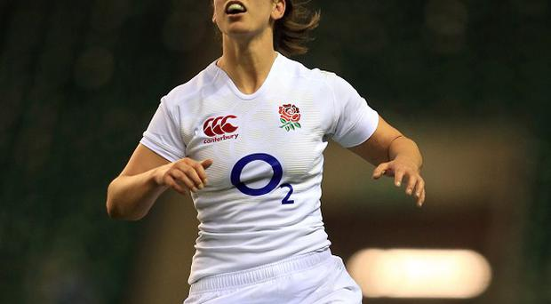 Sarah Hunter hopes England can regain the Six Nations crown.