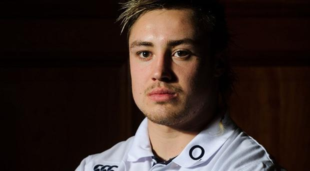 Mike Catt expects Jack Nowell (pictured) and Luther Burrell to make positive England debuts on Saturday.