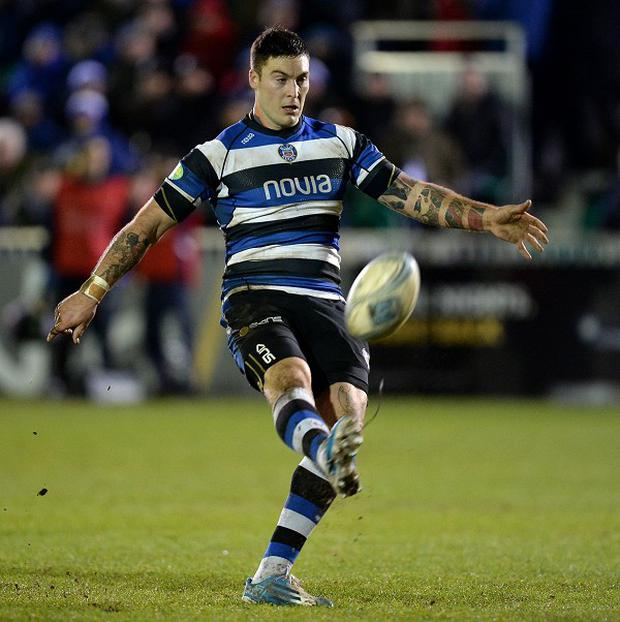 Matt Banahan was among the try-scorers in Bath's win over Leicester