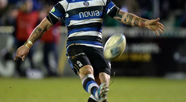 Bath's Matt Banahan impressed in the LV= Cup win over Leicester