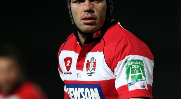 Gloucester flanker Andy Hazell has announced his retirement from rugby with immediate effect