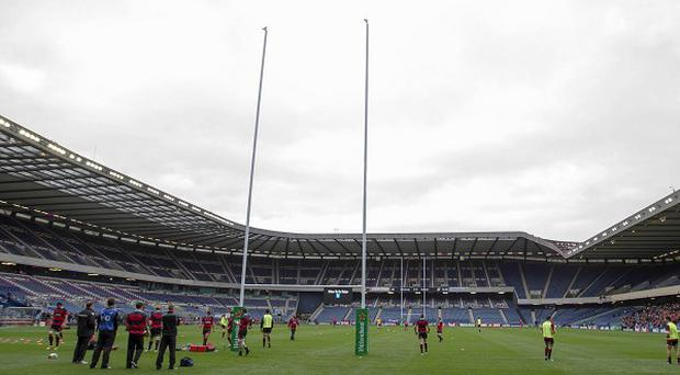 Murrayfield is to undergo a transformation