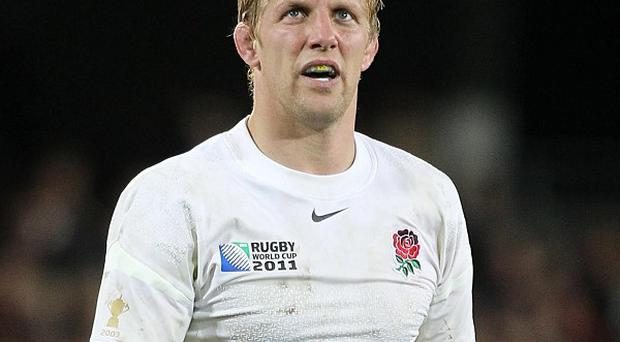 Lewis Moody, pictured, expects a tough clash between England and Scotland at Murrayfield