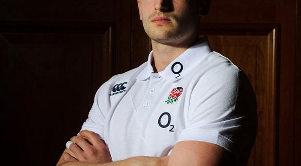 England wing Jonny May will play at Murrayfield despite fracturing his nose last weekend