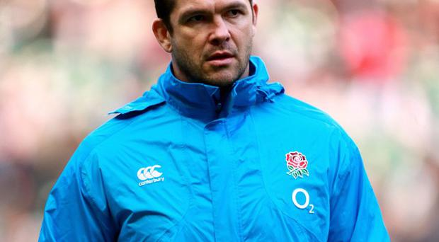 England backs coach Andy Farrell knows Murrayfield will become a mudbath during Saturday's match