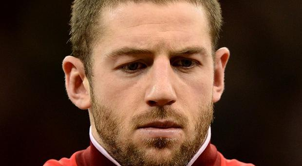Alex Cuthbert, pictured, is ready for a test of character