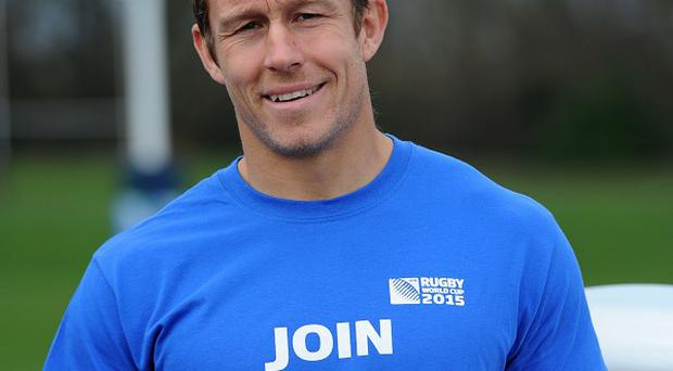 Jonny Wilkinson hails the part volunteers have played in his glittering rugby career