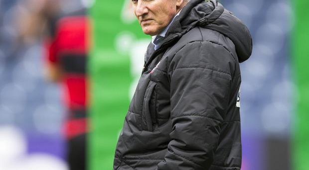 Alan Solomons admits Edinburgh may be rusty when they face Connacht