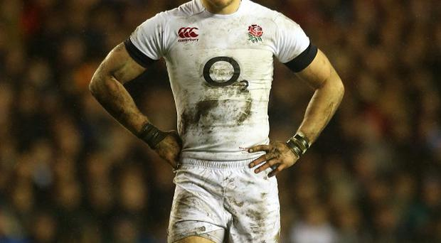 England full-back Mike Brown