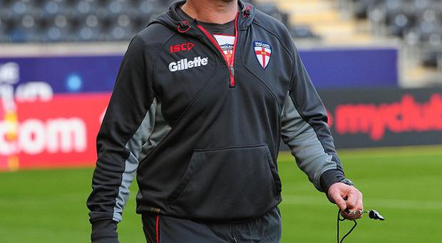England coach Steve McNamara, pictured, admits Sam Burgess' switch to rugby union is a huge loss to rugby league