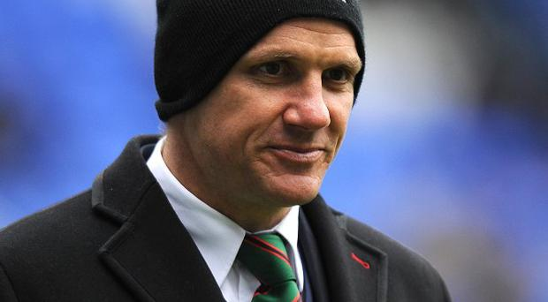 London Irish rugby director Brian Smith, pictured, is delighted to have recruited Eoin Griffin