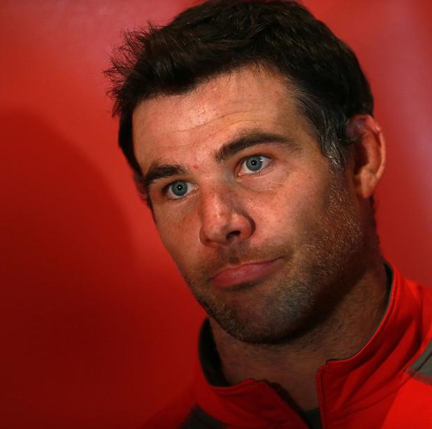 Mike Phillips has been dropped to the bench for the France clash