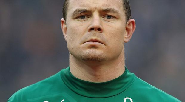 Brian O'Driscoll, pictured, has changed the face of Irish rugby forever, according to Paul O'Connell