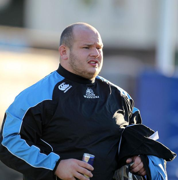 Glasgow Warriors prop Mike Cusack is back in the starting line-up after 14 months out injured
