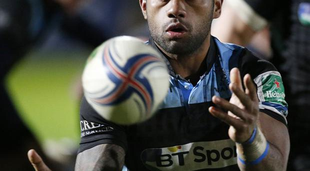 Scrum-half Niko Matawalu scored a try but ended up on the losing side as the Glasgow Warriors were pipped by the Newport Gwent Dragons