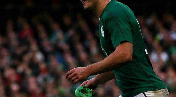 Johnny Sexton could be rested for Ireland's RBS 6 Nations match against Italy